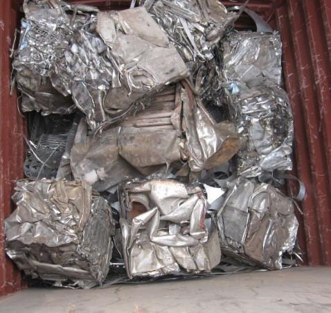לקנות Metal Scrap stainless steel