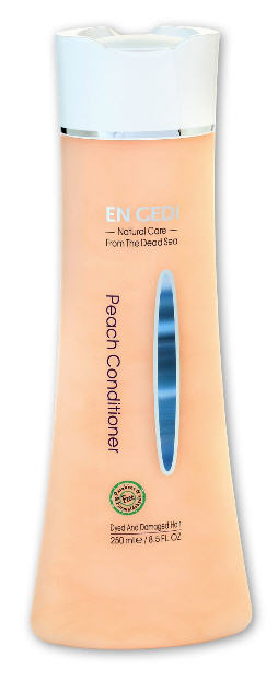 Peach Conditioner for dyed and damaged hair