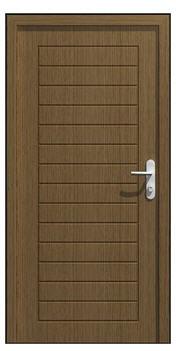 לקנות דלת עץ דגם דור-ניר