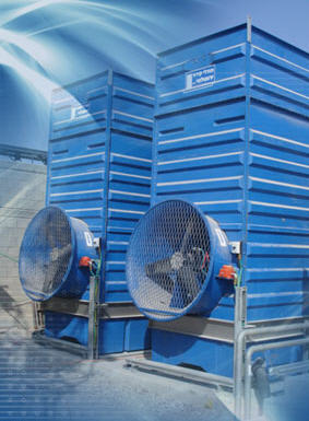 Factory-made Сooling Towers P series