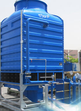 לקנות Cooling Systems with Plates Heat-Exchanger