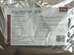לקנות פלורוקול / אקוופלור תכשיר אנטיביוטי לדגים - תוסף רפואי לתערובת