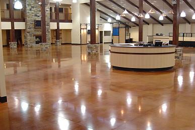 לקנות רצפת בטון מעוצב - אמריקן פוליש