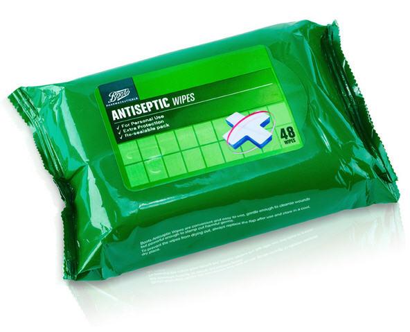 לקנות Antiseptic Wipes