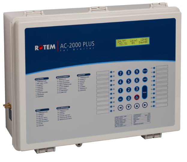 לקנות AC-2000 Environmental Controller