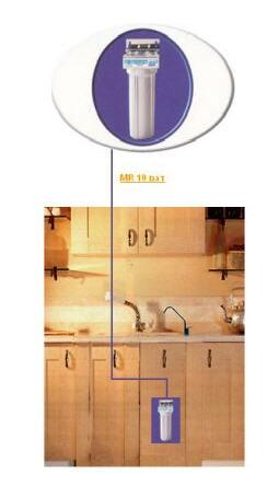 לקנות מטהר מים תת כיורי MR-10