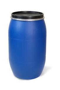 לקנות חבית פלסטיק פתוחה 220 ליטר