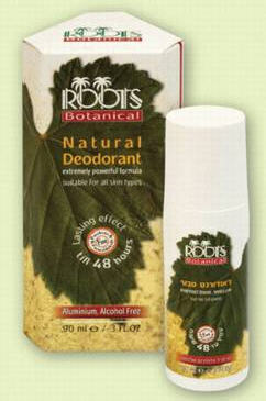 Natural Deodorant extremely powerful formula