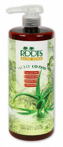 לקנות Aloe Vera Shampoo- Normal/Dry Hair