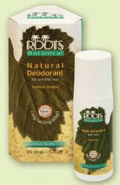 לקנות Natural Deodorant for sensitive skin-Lemon Grass