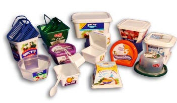 לקנות Containers for packaging cheese