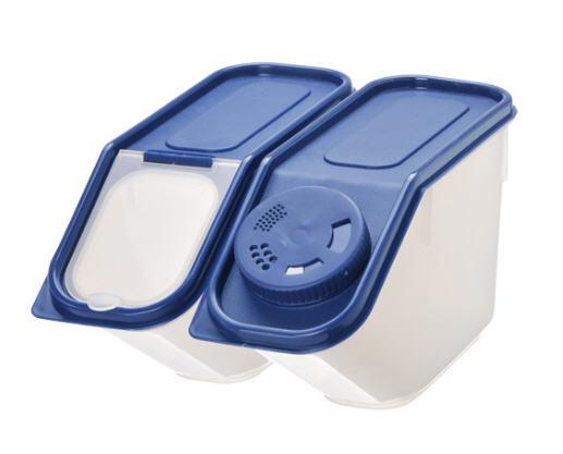 לקנות Plastic Dry Food Keeper