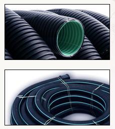 לקנות COBRA® double-walled corrugated pipe