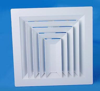 לקנות Square Ceiling Diffuser Three Ways