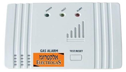 לקנות YGL gas alarm according EN50194 stndard