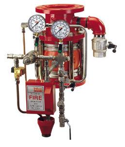 לקנות Pressure Control Deluge Valves