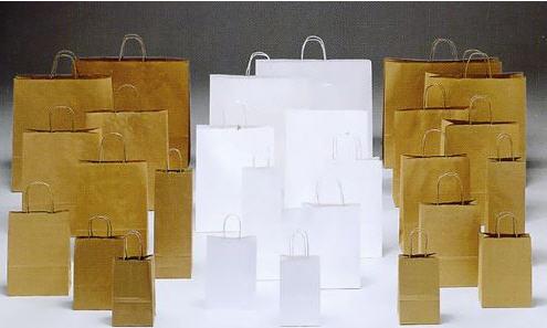 לקנות Senza Stampa Maniglia ritorta שקיות נייר