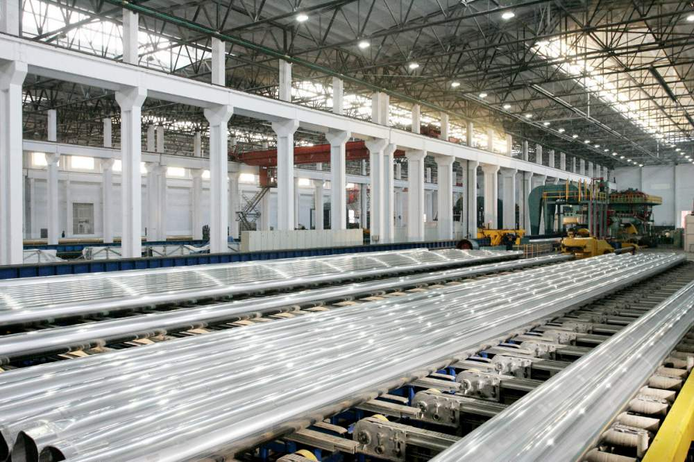 לקנות Aluminium Pipes Export