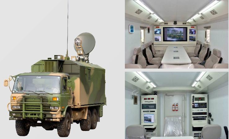 לקנות Large command vehicle