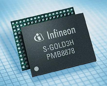 Electronics Components Infineon