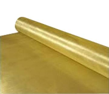 Brass coil for export