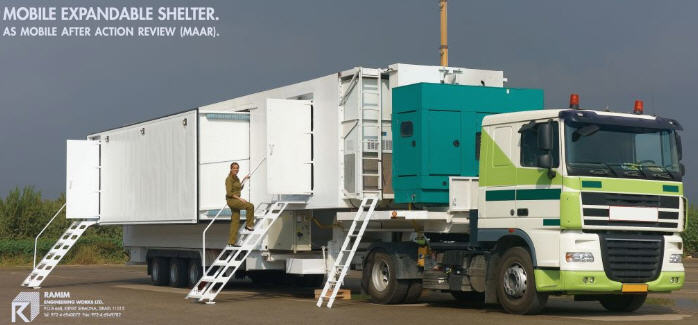 לקנות Mobile Expandable Shelters