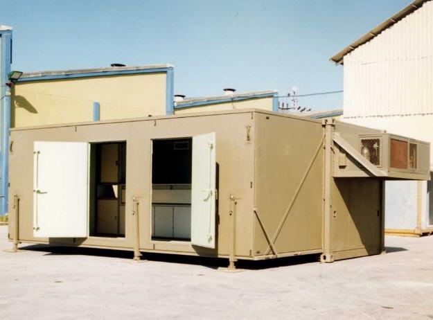 לקנות 20' ISO Expandable Shelters
