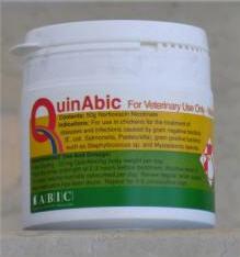 לקנות Water Soluble Powder containing 100% Norfloxacin Nicotinate Broad Spectrum Anti-Infective Preparation