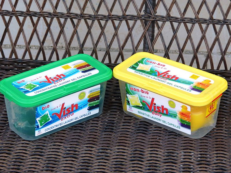 לקנות Gel Laundry Detergent Capsules