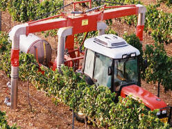 לקנות 2-Rows Low Volume Vineyard Sprayer