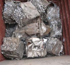 Metal Scrap stainless steel