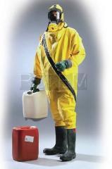 ביגוד מגן לכימיקלים רב פעמי RINBA PETROL GAS