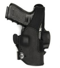 Holsters for revolvers