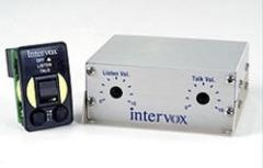 Outside panel of video intercom