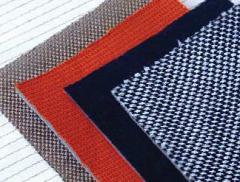 Polypropylene laminated woven