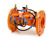 Pressure Reducing/Sustaining valve