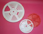 Plastic SMT reels