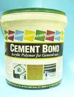 צמנט בונד Cement Bond Acrylic Polymer for General