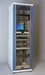 Cabinets of control with frequency converters