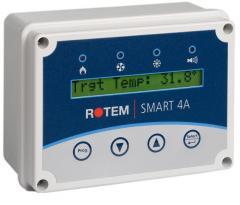 SMART Controllers control temperature