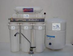 מערכת לטיהור וסינון מים אוסמוזה אמריקאית יוקון 5