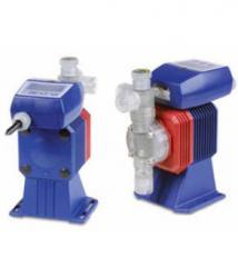 Pumps, liquid, with flowmeters, liquid elevators