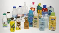 Bottles plastic