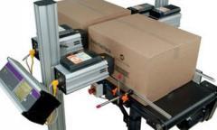 מכונות סימון סידרת 5000-סימון קרטונים רזולוציה