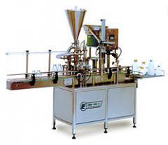 Jars and Bottles     Model: PLF - 2000