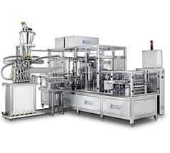 Fully Automatic packaging machines  Model: PXM