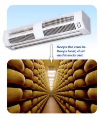220V Air Curtain