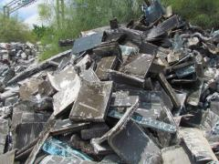 Aluminium scrape and wastes