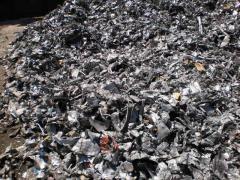 Aluminum taint tabor