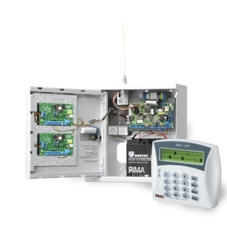 Burglar alarm systems, for show-rooms, shops and